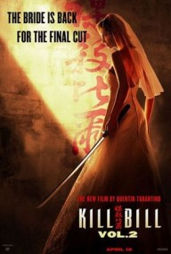 Poster from Kill Bill 2