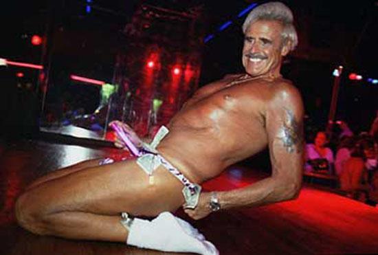 Chicago in male stripper