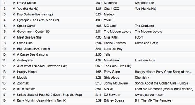 DDPP MC Escher Oct 6 2013 playlist smlr