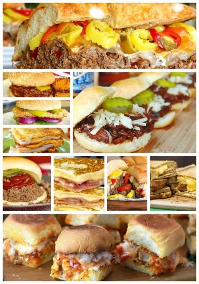 10-Sandwiches