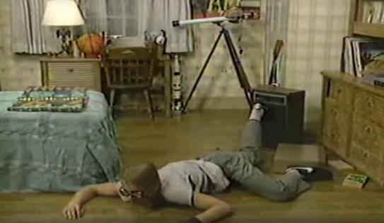 Spencer Breakdancing